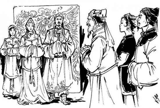 Ngôi mộ trời cho giúp chúa Trịnh đoạt thiên hạ