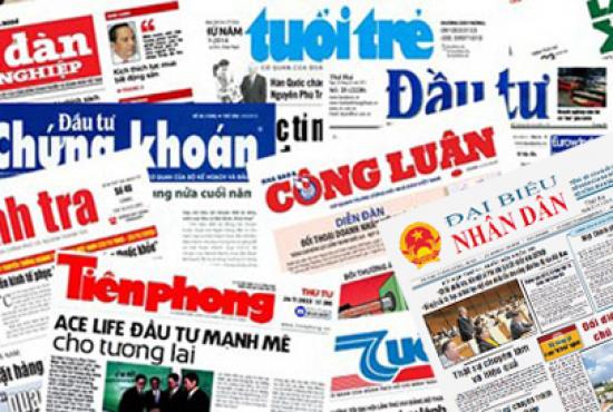 Tòa cấm báo Giao thông đăng bài về công ty Thành Bưởi : Trái luật.