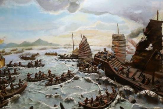 10 trận thủy chiến kinh điển trong sử Việt (1)