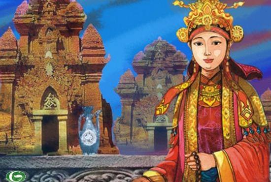 Giải ảo lịch sử về Huyền Trân công chúa.